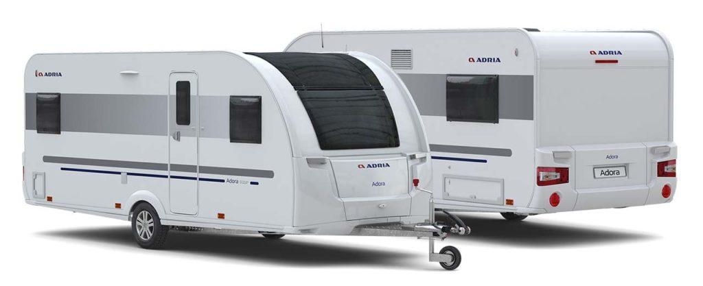adria adora 613 ul kaufen neu dietsche caravan camping ag. Black Bedroom Furniture Sets. Home Design Ideas