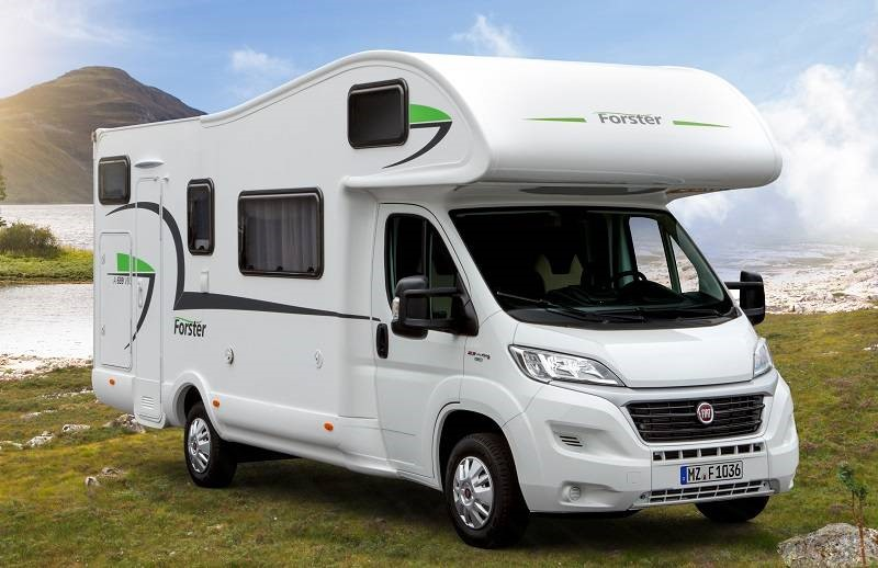 forster a 699 eb kaufen occasion dietsche caravan. Black Bedroom Furniture Sets. Home Design Ideas